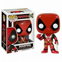 Boneco Funko Pop Marvel - Deadpool 112