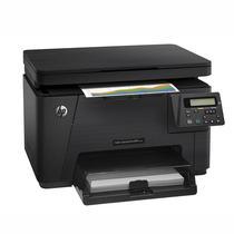 Impressora HP Laser Pro M176N Multicolor 220V
