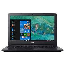 "Notebook Acer A315-53-30BS i3-8130U 2.2GHZ / 4GB / 1TB + 16GB Optane / 15.6"" HD - Windows 10 Ingles - Preto"