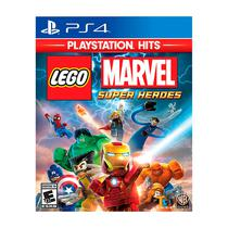 Juego Sony Playstation 4 Lego Marvel Super Heroes