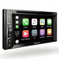 "Car/DVD Pioneer *AVH-Z1050DVD 6.2"" Carplay c/Controle"