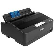 Impressora Matricial Epson LX350 9 Agulhas USB 110V - Cinza