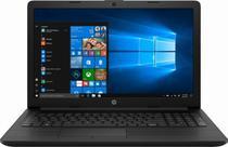 """Notebook HP 15-DB0015DX AMD A6-9225 2.6GHZ/ 4GB/ 1TB/ RW/ 15.6""""HD/ W10/ Preto Novo"""