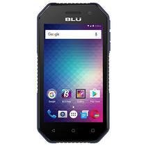 Smartphone Blu Tank Xtreme T470L Dual Sim 4GB Tela 4.0 3MP/2MP Os 6.0  Preto/Azul