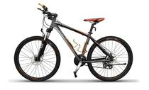 Pro-Mountain Bike Aro 26 Aluminium PM650C Grey