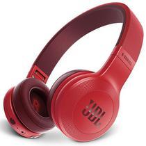 Fone de Ouvido JBL e-Series E45BT E45BT 3.5MM com Bluetooth/Microfone - Vermelho