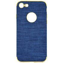 Case iPhone 7/8 Wesdar - Azul/Dourado