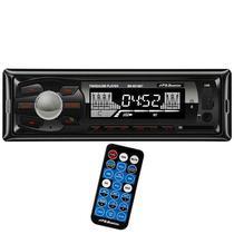 Toca Radio Automotivo B.Buster BB-6515BT com Bluetooth/USB/Leitor SD - Preto