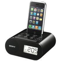 Som Multifuncoes Sony ICF-C05IP Radio/Relogio/Dock/Alarm