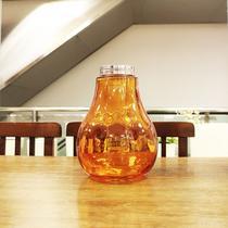 Vaso Decorativo Light Laranja