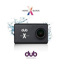 Camera Sport Dub Hero X 4K Black