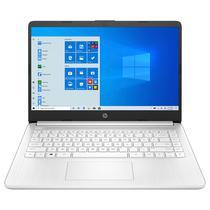 """Notebook HP 14-DQ0002DX 14"""" Intel Celeron N4020 - Branco"""