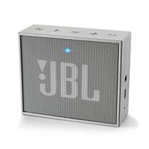 Caixa de Som Portatil JBL Go Bluetooth Prata