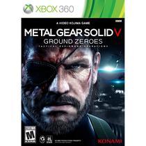 XB360 Metal Gear Solid V