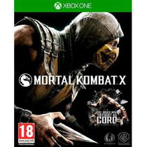 Jogo Mortal Kombat X Xbox One