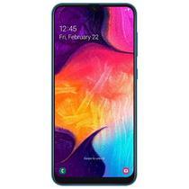 "Smartphone Samsung Galaxy A50 SM-A505G/DS Dual Sim 64GB 6.2"" 25+5+8MP/25MP Os 9.0 - Azul"