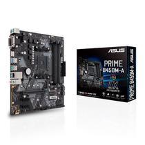 Placa Mãe AM4 Asus B450M-A Prime M.2/ HDMI/ VGA/ DVI/ USB3.1