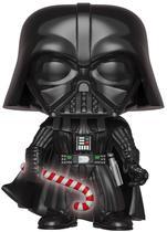 Boneco Darth Vader - Star Wars - Funko Pop! 279 Chase Booble Head