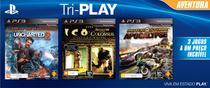 Tri-Play Aventura PS3