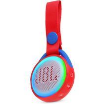 Caixa de Som de Som JBL JR Pop - Vermelho