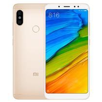 Smartphone Xiaomi Mi Redmi Note 5 Dual Sim Lte Tela 5,99 4GB/64GB Cam 12MPX/5MPX-Dourado