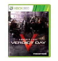 Jogo Armored Core Verdict Day Xbox 360