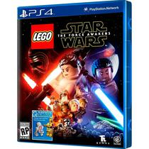Jogo Lego Star Wars The Force Awakens PS4