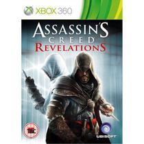 Jogo Assassins Creed Revelations Xbox 360