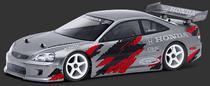 Hpi Honda Civic Coupe Si Bolha Transparente (200MM) 7438