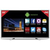 "TV LED JVC 55"" LT55N750U Full HD Dig/Smart/2HDMI"