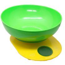 Balanca Digital de Cozinha Ecopower EP-3023 para Ate 5KG - Amarelo