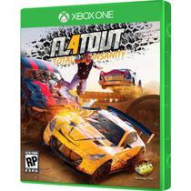 Jogo Flatout 4 Total Insanity Xbox One
