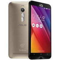 "Smartphone Asus Zenfone 2 ZE551ML 64GB Lte Dual Sim Tela 5.5"" Cam.13MP+5MP-Dourado"
