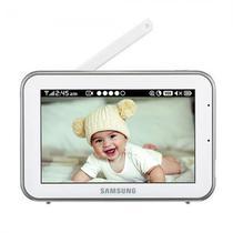 Babá EletrÔnica Samsung SEW-3042W 5EQUOT;/2 Cameras-Branco