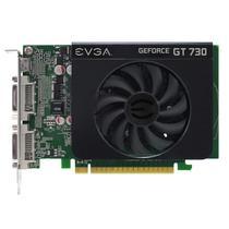 Placa de Vídeo EVGA Geforce GT 730 2GB