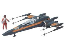 Nave Hasbro Star Wars Poe's X-Wing Fighter B3953
