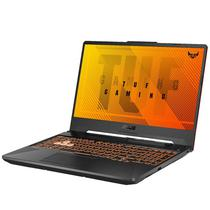 "Notebook Asus Tuf Gaming FX506LI-BI5N5 i5-10300H 2.5GHZ/ 8GB/ 256GB SSD/ 15.6""FHD/ VGA GTX1650TI 4GB/ W10/ Ingles Preto"