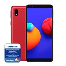 Samsung Galaxy A01 Core SM-A013M/DS Dual 16 GB - Vermelho