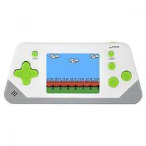 """Game Portatil BAK BK-8047 2.5"""" Branco 240 Jogos"""