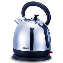 Chaleira Eletrica Quanta/ QTC800/ 2L/ Inox/ 110V/ 50HZ/ 900W-Prata