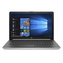 """Notebook HP 15-DA0073MS 15.6"""" Intel Core i5-7200U - Prata"""