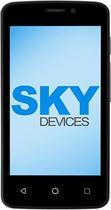 Celular SKY Devices Platinum 4.0+ - 4.0 Polegadas - Dual-Sim - 8GB - 3G - Cinza