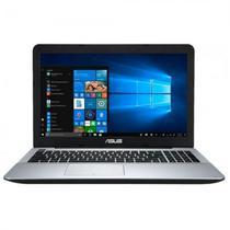 Notebook Asus X555QA-CBA12A AMD A12 2.7 / Memoria 8GB / SSD 128GB / Tela 15.6EQUOT; / Windows 10 - Preto