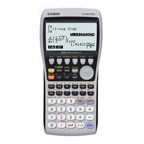 Calculadora Grafica Casio FX-9860GII - Branco/Cinza