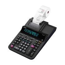 Calculadora com Bobina Casio DR-120R-BK 110V - Preto