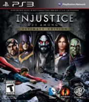 Jogo Injustice Gods Among US Ultimate Edition PS3