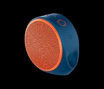 Caixa de Som Logitech X100 Orange