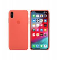 Capas Apple Capa iPhone XS Max MTFF2ZM/A Nectarine