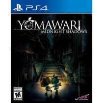 Jogo PS4 Yomawari Midnight Shadows