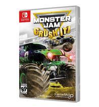 Jogo Monster Jam Chush Switch